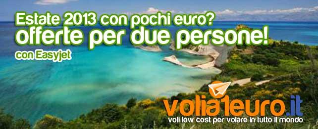 Estate 2013 con pochi euro?