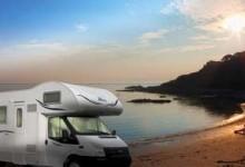 Viaggio in camper: con Blurent si può