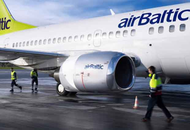 Air Baltic, voli economici per Riga!