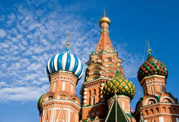 8 giorni in Russia. Il fascino segreto del Nord