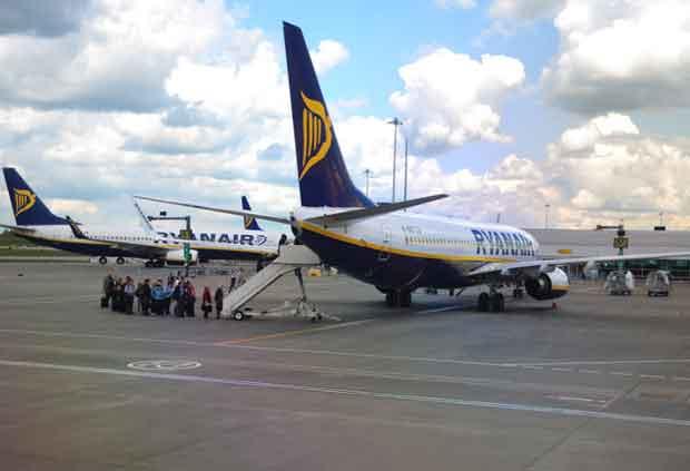 Catania – Roma: 18,58 euro con Ryanair