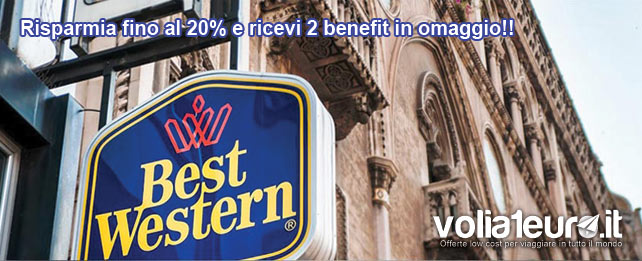 Best Western lowcost benefit omaggio