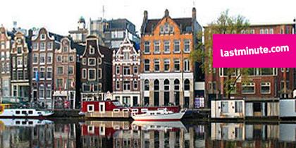 Vola ad Amsterdam. Pacchetto Volo+Hotel a partire da 201 euro!