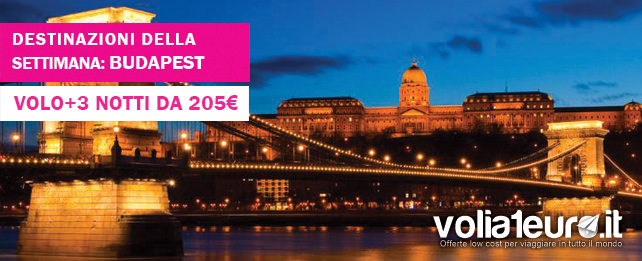 Volo Hotel Budapest Low Cost