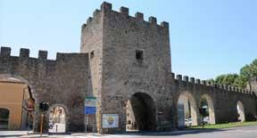 Rieti – Mura Medievali