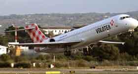 Volotea: Vola in Italia ed in Europa a partire da 17,99€ tutto incluso