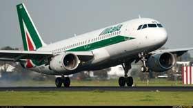Con Alitalia si vola al 15% di sconto