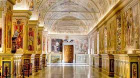 Le serate dei Musei Vaticani
