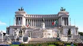 Il vittoriano a Roma – I monumenti di Roma