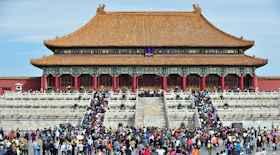 La città proibita di Pechino  – i monumenti di Pechino