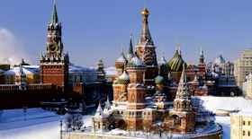 Il Cremlino di Mosca – i monumenti di Mosca