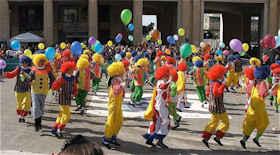 Carnevale a Malta, una location inconsueta