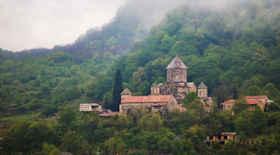 Monastero di Gelati di Kutaisi – i monumenti di Kutaisi