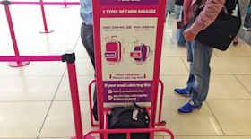 Bagaglio a mano Wizz Air: informazioni utili