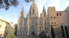 Cattedrale gotica di Barcellona – i monumenti di Barcellona