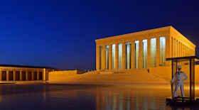 Anıtkabir di Ankara – i monumenti di Ankara