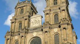Cattedrale di Rennes – i monumenti di Rennes