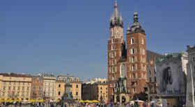 Basilica Mariacka di Cracovia – i monumenti di Cracovia