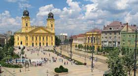 Turista nella città Debrecen – Stato Ungheria – Ecco cosa visitare