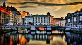 Turista nella città Goteborg – Stato Svezia – Ecco cosa visitare