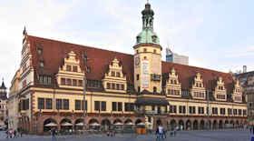 Turista nella città Lipsia – Stato Germania – Ecco cosa visitare
