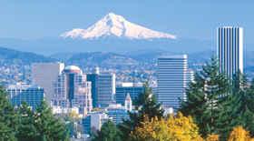 Turista nella città Portland – Stato Stati Uniti – Ecco cosa visitare