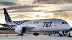 ANA: a terra i Dreamliner per problemi al motore