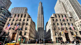 Rockefeller Center di New York – i monumenti di New York