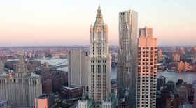 Woolworth Building di New York – i monumenti di New York