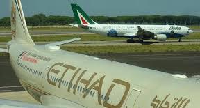 Scopri le offerte di Alitalia e Etihad Airways da 399 Euro