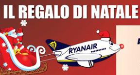 Con Ryanair fai il regalo giusto: Voucher a partire da 25 Euro