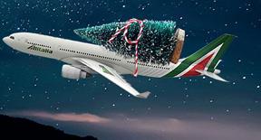 Vola con Alitalia in Italia da 99 Euro e in Europa da 149 Euro a/r