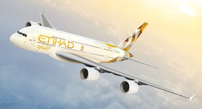Buon week-end: vola a partire da 473 Euro con Etihad Airways