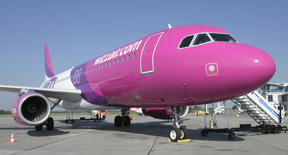 Sconto del 20% con Wizz Air su alcuni biglietti selezionati