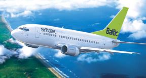 Scopri le nuove destinazioni per l'estate 2017 della Air Baltic