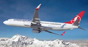 Piovono sconti del 15% a San Valentino con la Turkish Airlines