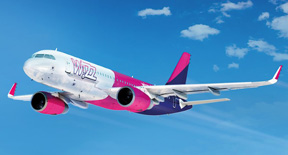 Sconto del 25% su Wizz Privilege Pass con la Wizz Air