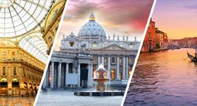 Vola in Italia a partire da 39 Euro con Alitalia