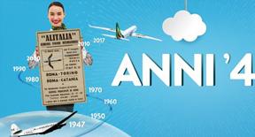 5 maggio 1947 – 5 maggio 2017: buon compleanno Alitalia!