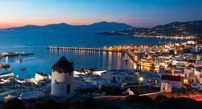 Mykonos: l'isola che piace proprio a tutti!