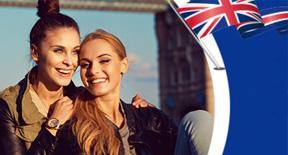 Vola in Gran Bretagna con Ryanair a partire da 9,99 Euro a tratta