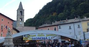 Il 7 e l'8 Ottobre 2017 a Leonessa si terrà la 28^ Sagra della patata. Da non perdere!