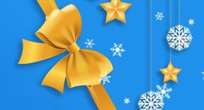 Con Ryanair fai il regalo giusto a Natale: Voucher a partire da 25 Euro