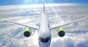 Grandi sconti Air Baltic: voli a partire da 15 Euro