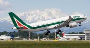 Vola in Italia con Alitalia a partire da 39 Euro solo andata