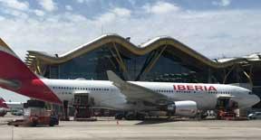 Vola in Africa e America a partire da 375 Euro a/r tutto incluso con la Iberia