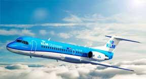 Vola con KLM a partire da 98 Euro a/r tutto incluso