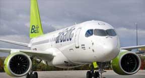 Sconto di 20 Euro per volare nei Paesi Baltici con Air Baltic