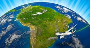 Vola in Argentina, Brasile e Cile con il 20% di sconto offerto da Alitalia
