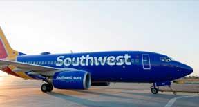 Atterraggio d'emergenza per via del motore in fiamme. Tragico volo della Southwest Airlines